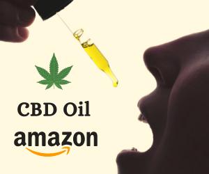 CBD Amazon banner