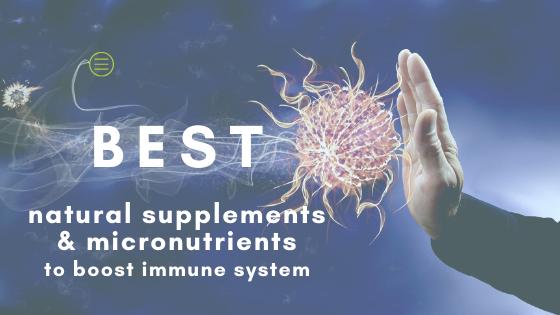 pathogen attack, hand stops it - immune support supplements