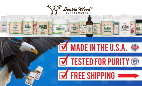 Double wood supplements Black Friday