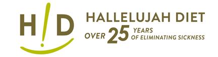 halleluah diet logo