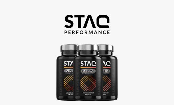 STAQ Performance sale