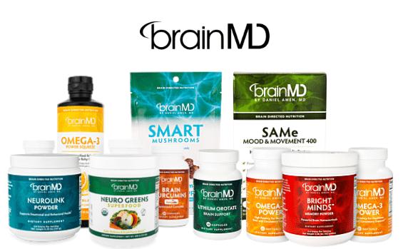 BrainMD supplements