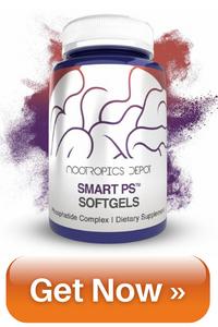 Get now Phosphatidylserine softgels